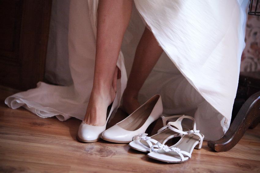 La préparation de la mariée 3
